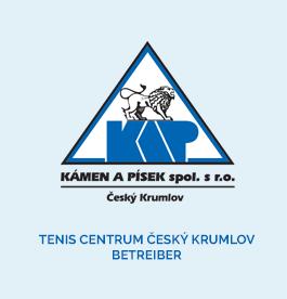 Kámen a písek, GmbH. - TenisCentrum Český Krumlov Betreiber